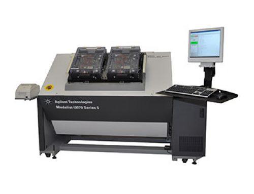 Agilent Medalist i3070 Series5 4-Mod system